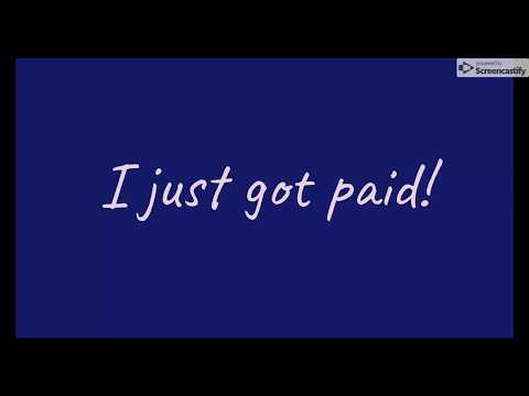 Just Got Paid - Sigala, Ella Eyre, Meghan Trainor & French Montana