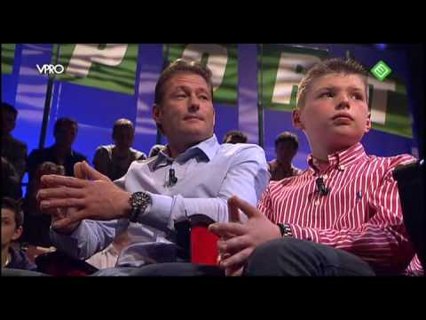 Jos en Max Verstappen in Holland Sport (13/04/2009) - Interview