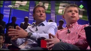 Jos en Max Verstappen in Holland Sport (13/04/2009) - Interview