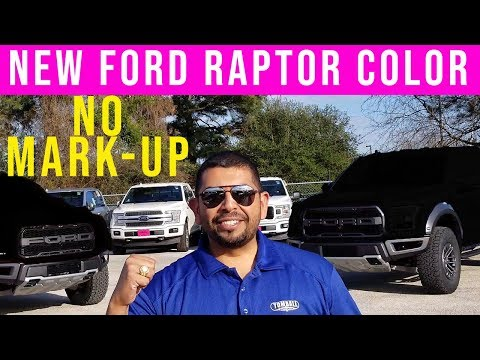 New Color for the Ford Raptor-its a beauty