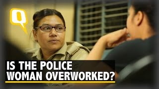 Women Cops Work 24 Hour Shifts; Is the Woman Police Force Overworked?