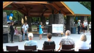 New Picnic Shelter Willamette Park Corvallistidbits.com