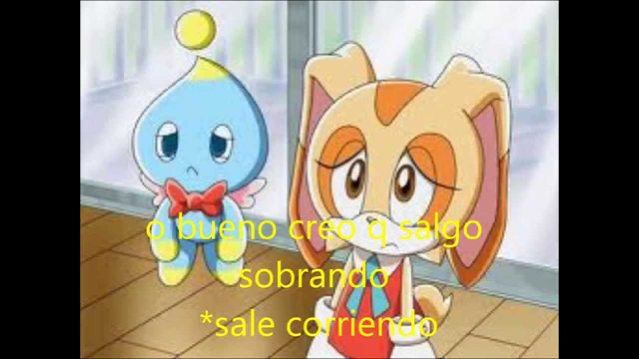 Sonic tails x cosmo 2 - 1 4