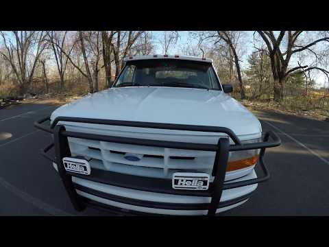1996 Ford Bronco 4WD