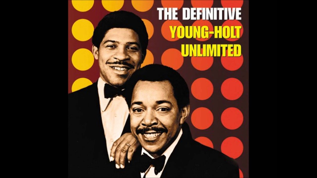 Young Holt Unlimited The Beat Goes On