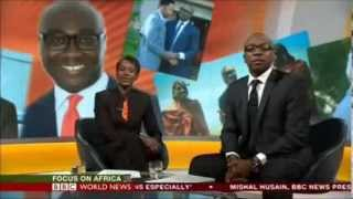 Focus on Africa  - Tribute to Komla Dumor