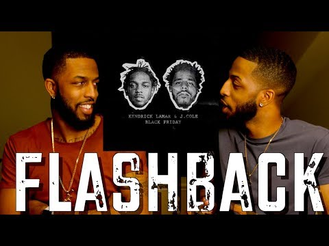 "FLASHBACK FRIDAY VOL. 7 - ""BLACK FRIDAY"" WHO HAD THE BEST REMIX? J COLE VS KENDRICK"