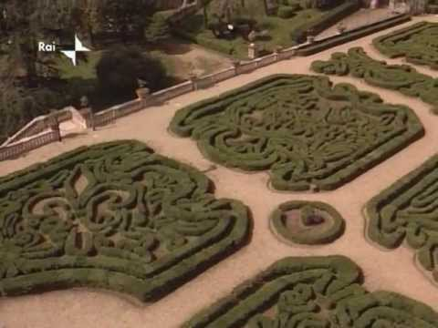 PAMPHILIA GIARDINO DI DELIZIE  - Documentario RAI su Villa Doria Pamphilj