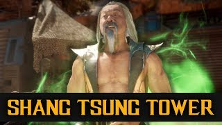 DESTROYING the Shang Tsung Tower! - Towers of Time With Ketchup