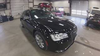 2018 Diamond Black Chrysler 300 AWD Limited SC6351 Motor Inn Auto Group