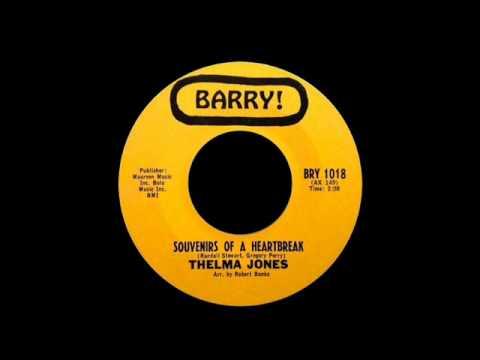 Thelma Jones - Souvenirs Of A Heartbreak