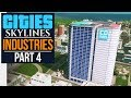 Cities: Skylines Industries | HIGH DENSI
