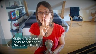 Gabriel's Oboe - Ennio Morricone by Christelle Berthon