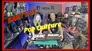 The BAM! Box Pop Culture Unboxing | May 2018 | Guru Reviews