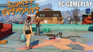 SUNSET OVERDRIVE - PC Gameplay Walkthrough (1st Mission)