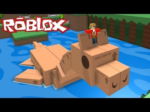 Super Paper ROBLOX #1