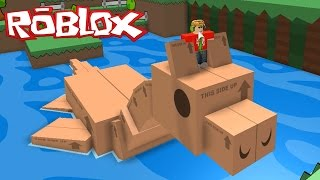 Super Paper ROBLOX #1