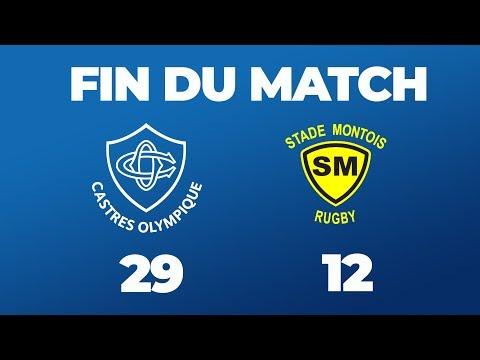 Les essais de CO/Stade Montois