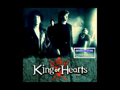 KING OF HEARTS - Don´t Call My Name (1989)