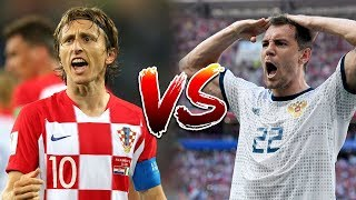 RUSIA vs CROACIA | Cuartos de Final - FIFA World Cup 2018