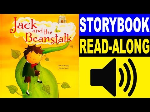 Jack and the Beanstalk Read Along Storybook, Read Aloud Story Books, Books Stories, Bedtime Stories from YouTube · Duration:  6 minutes 44 seconds