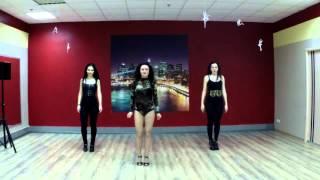 Обучалка: Go Go dance  Lesson 1 Yana Kulinich