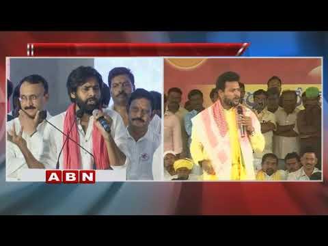 Clash between Pawan Kalyan and TDP MP Ram Mohan Naidu | ABN Telugu