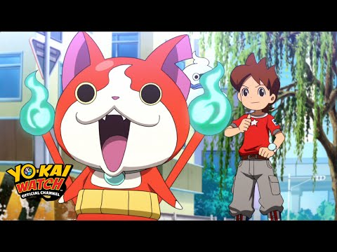 YO-KAI WATCH 01 | Official Full Episode
