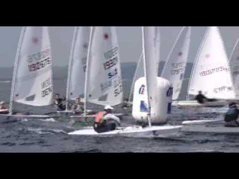 ISAF Sailing WorldCup 2009 : SOF09 - Laser Day 4