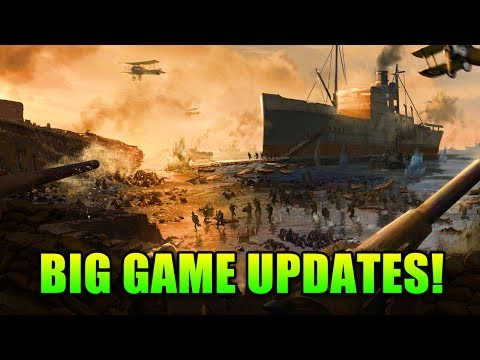 Big Game Updates! - This Week in Gaming | FPS News
