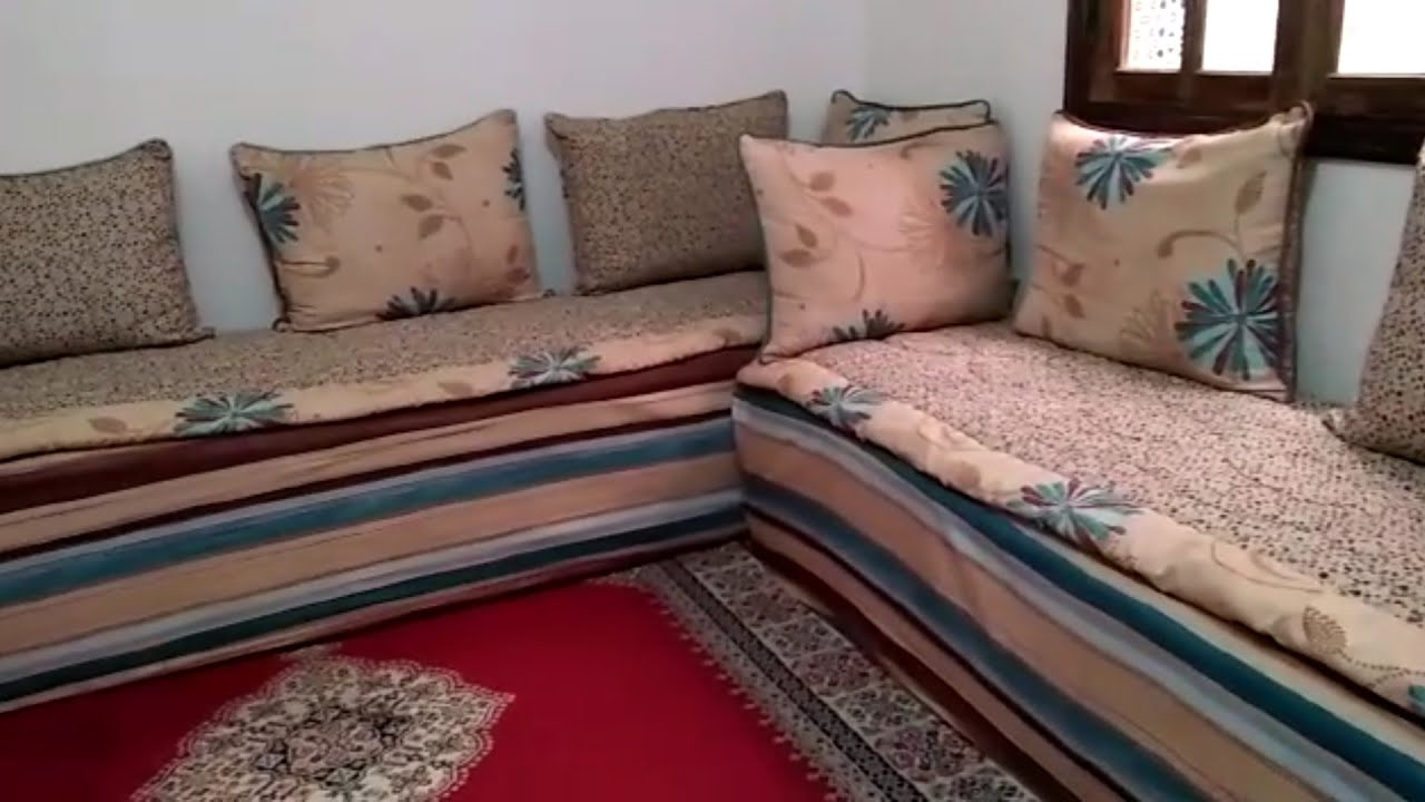 أثاث و ديكورات مستعملة للمنازل المغربية Youtube