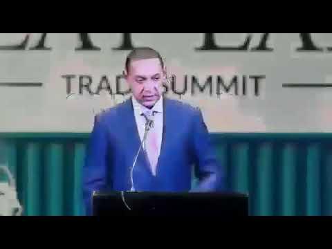 Great Lakes,Trade Summit Kampala 13-2015