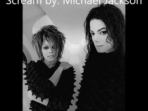 Scream by Michael Jackson (Lyrics)