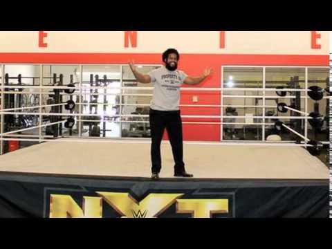 CWF MidAtlantic Wrestling: Manny Garcia No Way Jose signs with the WWE! 41315