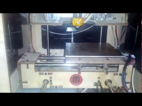 MakerBot Music - Bob-omb Battlefield