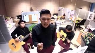 เพื่อนรัก - The Rube Cover acoustic live in Spicydisc office room