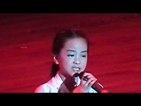 Song So Hee's KyongKi Folk Song (Taean-gun Culture & Arts Center Public Performance)
