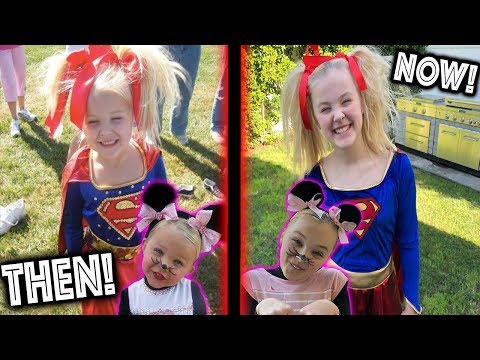 RECREATING BABY JOJO PICTURES!!! **HILARIOUS!!**