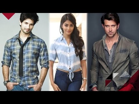 Shahid Kapoor To Romance With Pooja Hegde | Hrithik Boycotted By Bollywood?