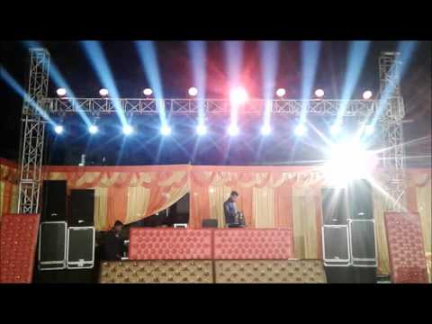 Beautiful DJ Setup | Disco Lights | DJ System