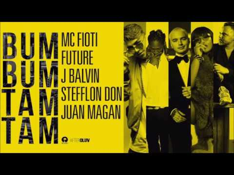 Bum Bum Tam Tam (Clean Edit) - Mc Fioti, Future, J Balvin, S