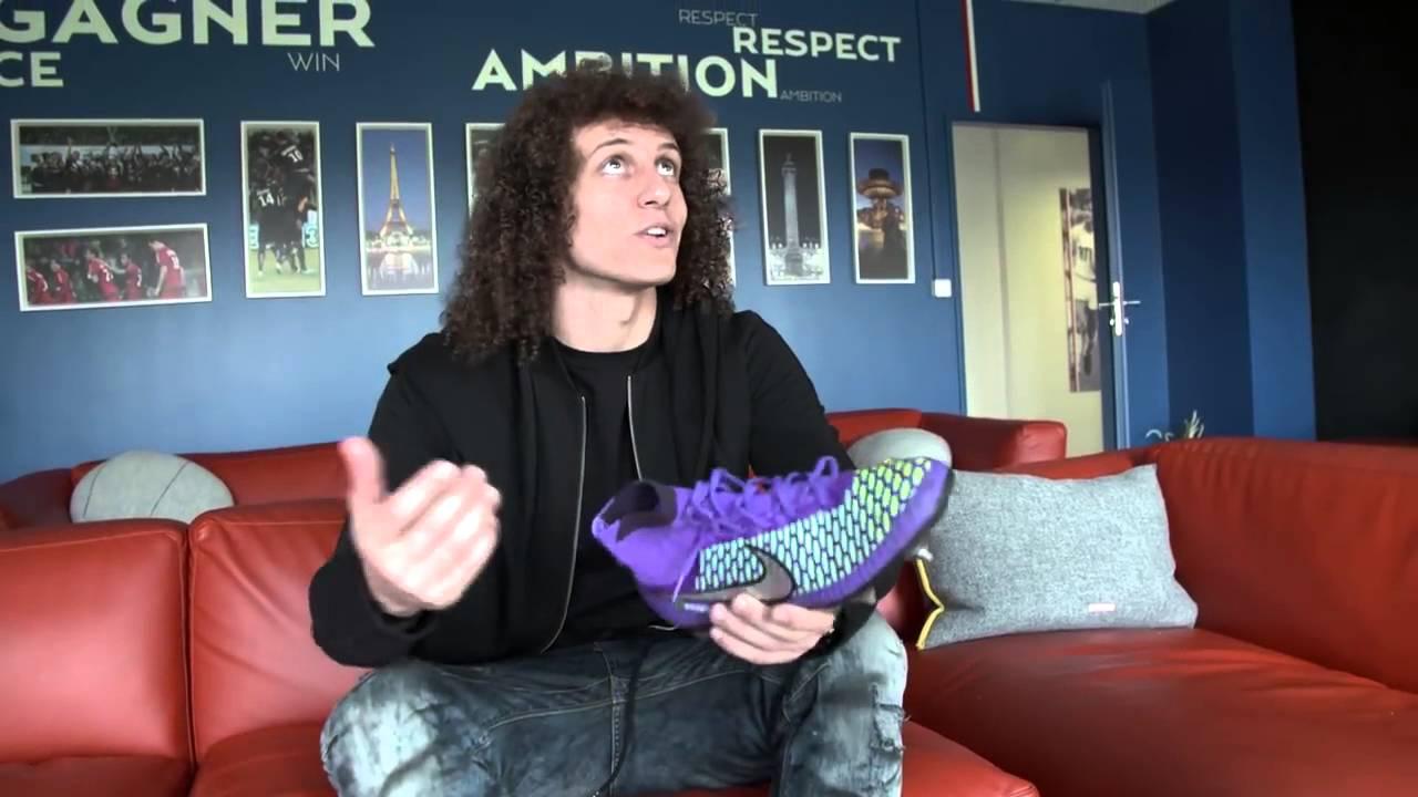 promo code 8907a 3ed28 Nike Football Presents Anti Clog Traction ft PSG Stars