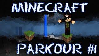 "Minecraft Parkour: Salto Épico #1 - ""A Nuvem Mágica!"""