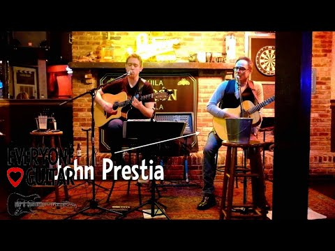 John Prestia Interview - Dickey Betts, Matt Abts, Singer / Songwriter - Everyone Loves Guitar #139