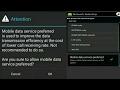 Mobile Data Transmission at Full Speed