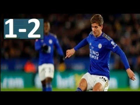 Leicester City Vs Southampton 1 2 Premier League 11 01 2020 Youtube