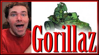 Gorillaz Songwriting Experiment