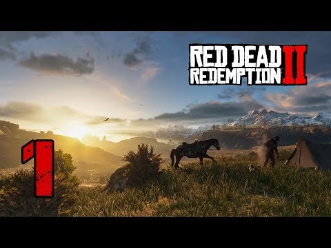 NI GAME REALISTIS GILA! (1) Red Dead Redemption 2