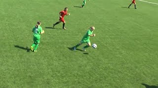 Первенство России по футболу среди женских команд проходит на Кубани