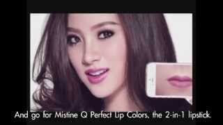 Mistine Q Perfect Lip Colors Thumbnail